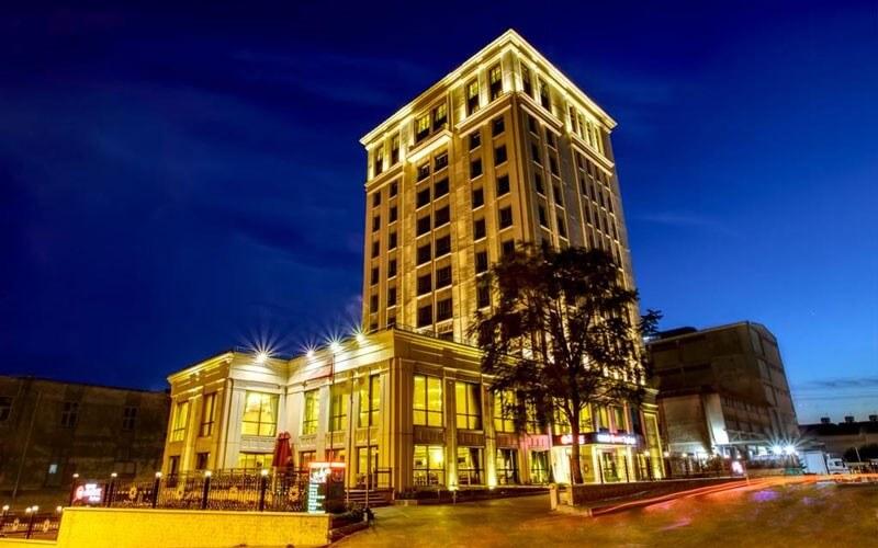 هتل Grand Makel Hotel Topkapi Istanbul