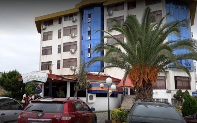 هتل آپارتمان نجاتی تنکابن