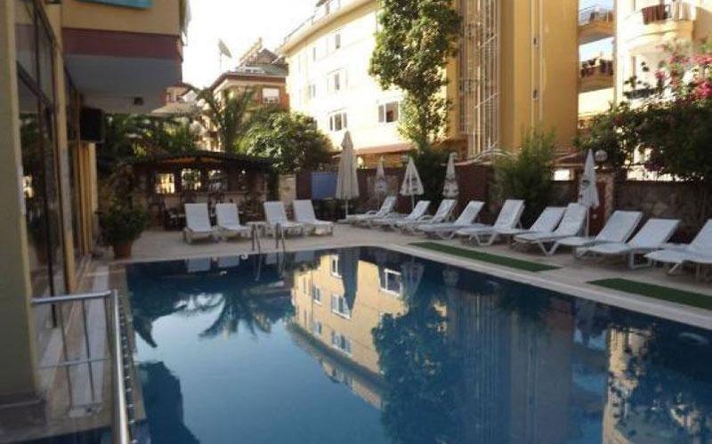 هتل Moonlight Hotel Alanya