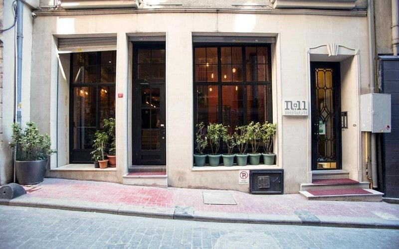 هتل No11 Hotel & Apartments Istanbul