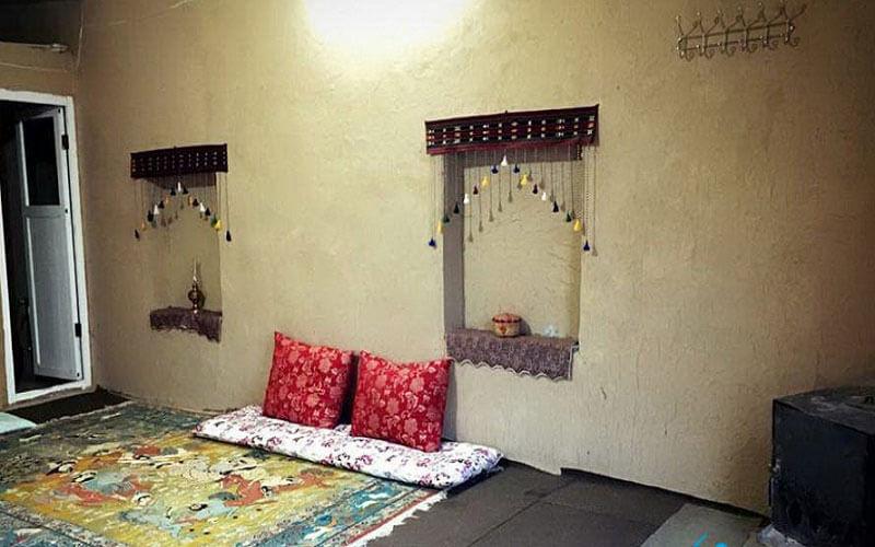 اقامتگاه بوم گردی خانه پدری کلات مشهد