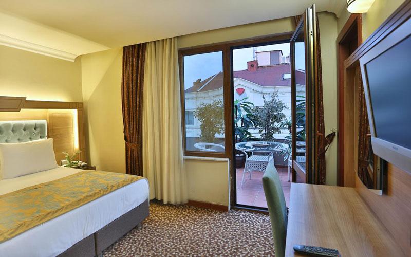 هتل بودو استانبول