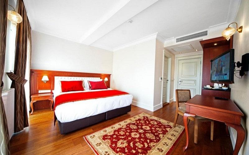 هتل Aren Suites Istanbul