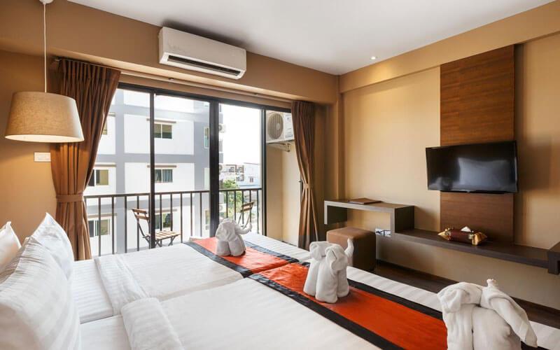هتل کاتیج سوارنابهومی بانکوک