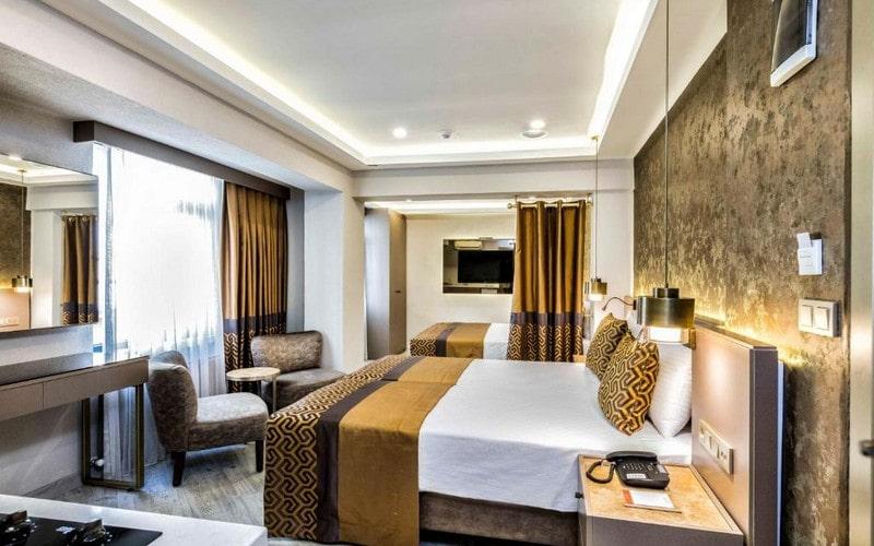 هتل Ayramin Hotel Taksim Istanbul