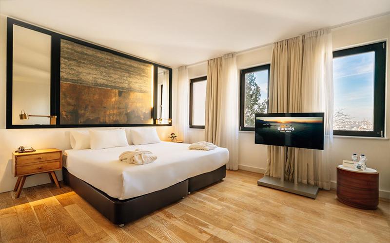 هتل اکسیدنتال پرا استانبول