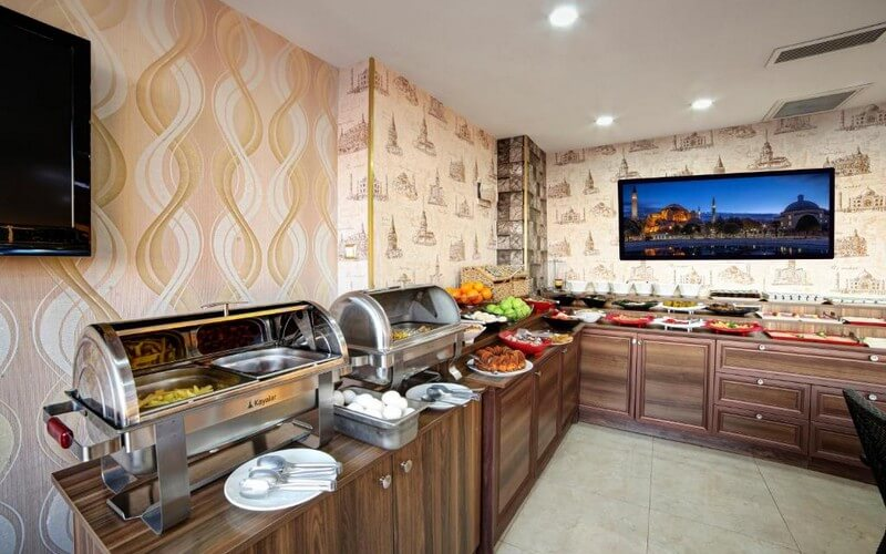 هتل Ayasultan Hotel Istanbul