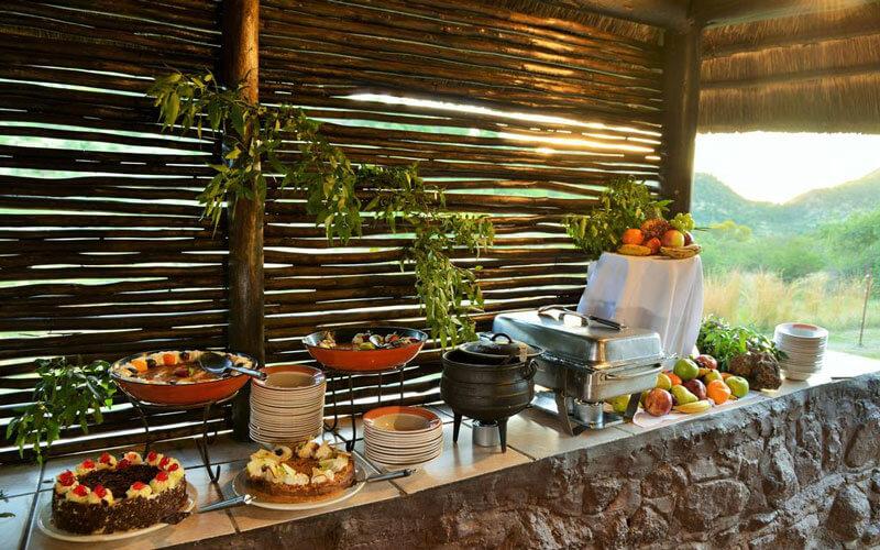 هتل Bakubung Bush Lodge Sun City
