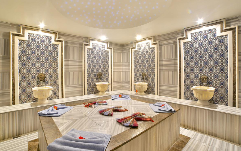 هتل و اسپای تقسیم لیون استانبول