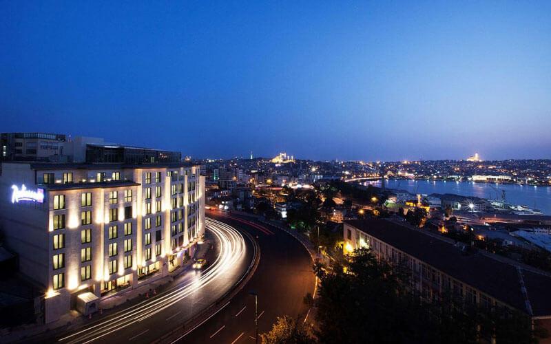 هتل Radisson Blu Hotel Istanbul Pera