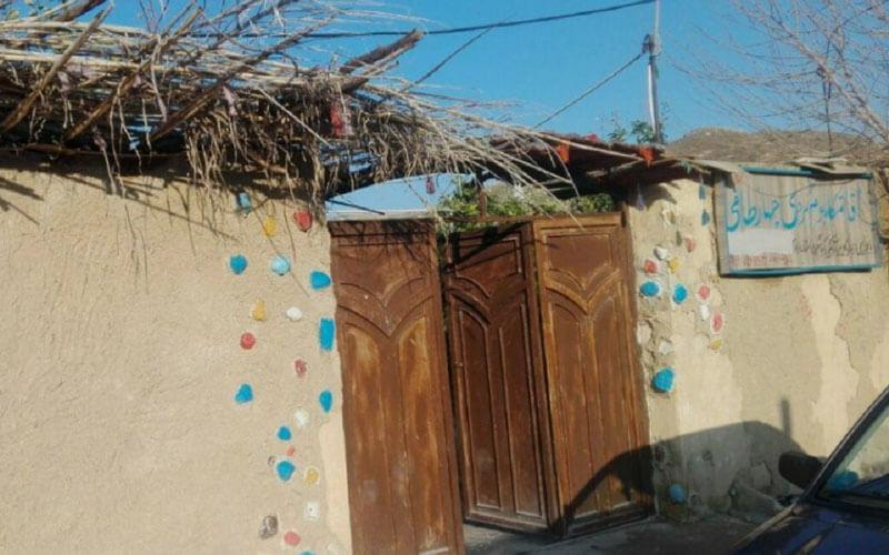 اقامتگاه بوم گردی چهار طاقی دره شهر ایلام