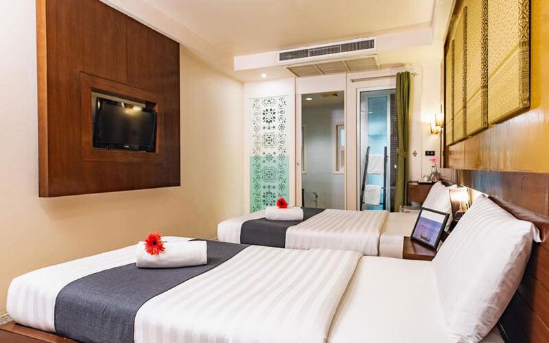 هتل D&D Inn Khaosan Bangkok