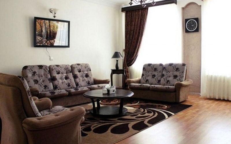 هتل آپارتمان رز تهران