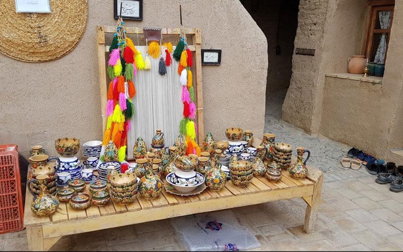اقامتگاه سنتی توسلیان نطنز اصفهان