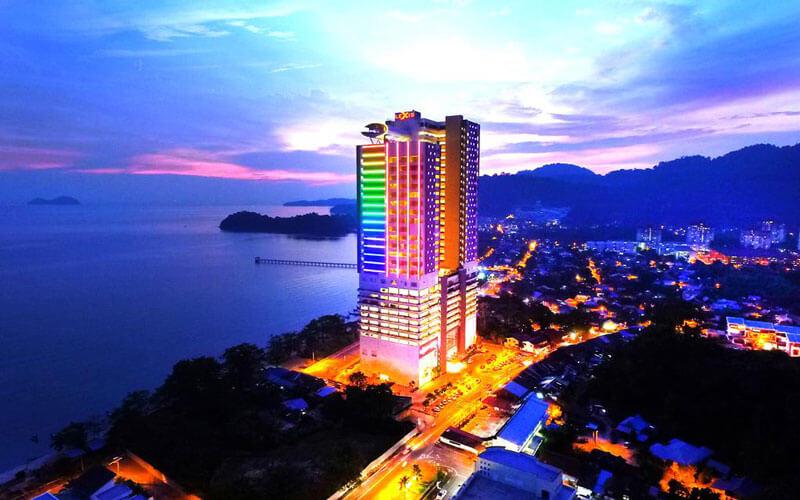هتل Lexis Suites Penang