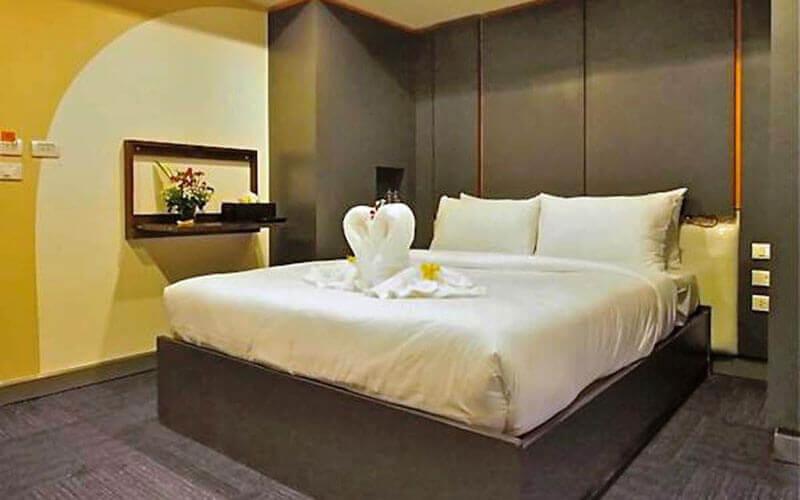 هتل اچ ۲ بانکوک