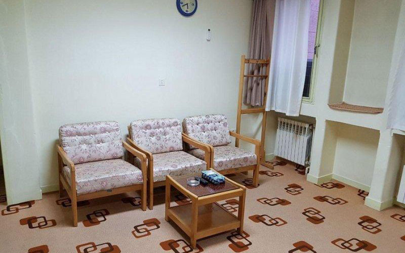هتل آپارتمان سپهر زنجان