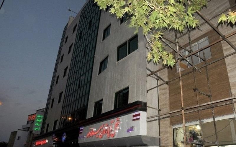 هتل آپارتمان میلاد نور مشهد