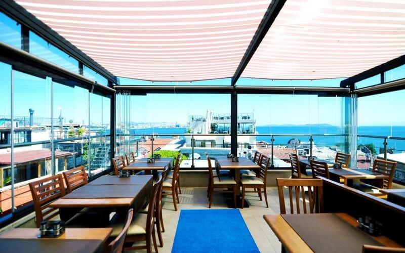 هتل Seraglio Hotel and Suites Istanbul