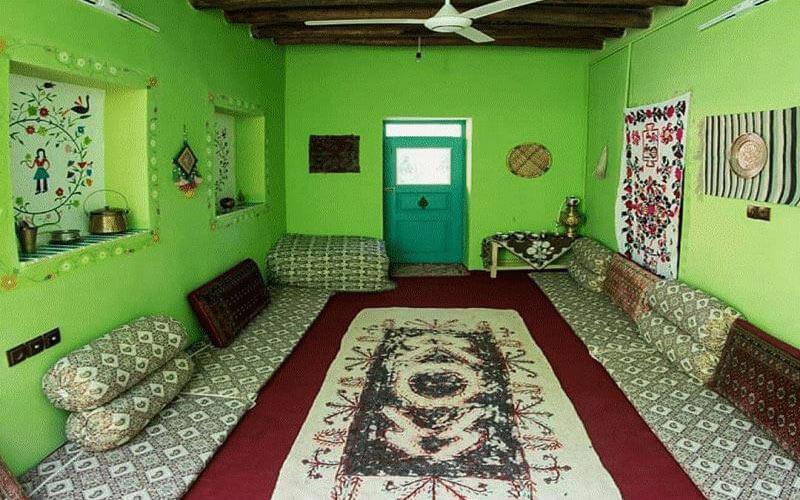 اقامتگاه بوم گردی ماژان مشهد
