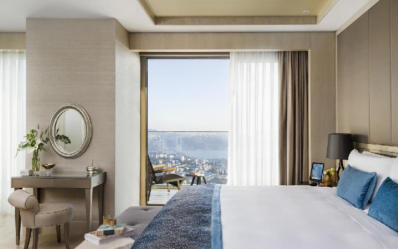 هتل رافلز استانبول