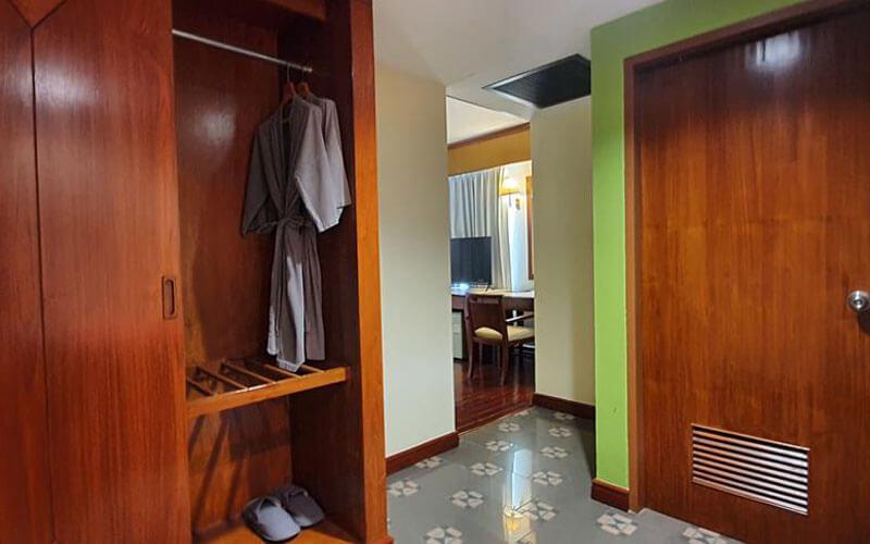 هتل گاردن سی ویو ریزورت پاتایا