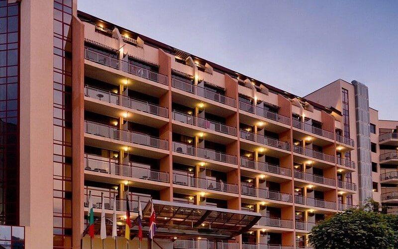 هتل Apollo Hotel Varna