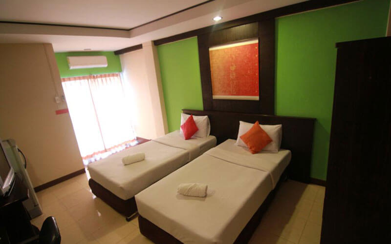 هتل د گرند پیناکل ایرپورت بانکوک