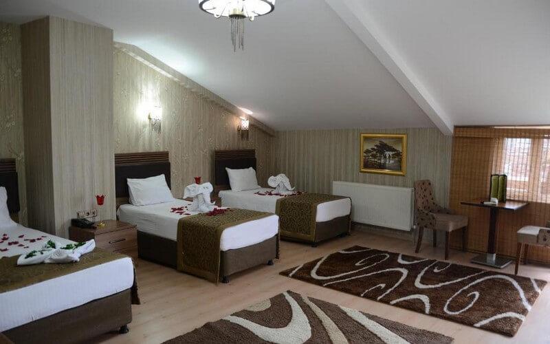 هتل Emirtimes Hotel Merkez Istanbul