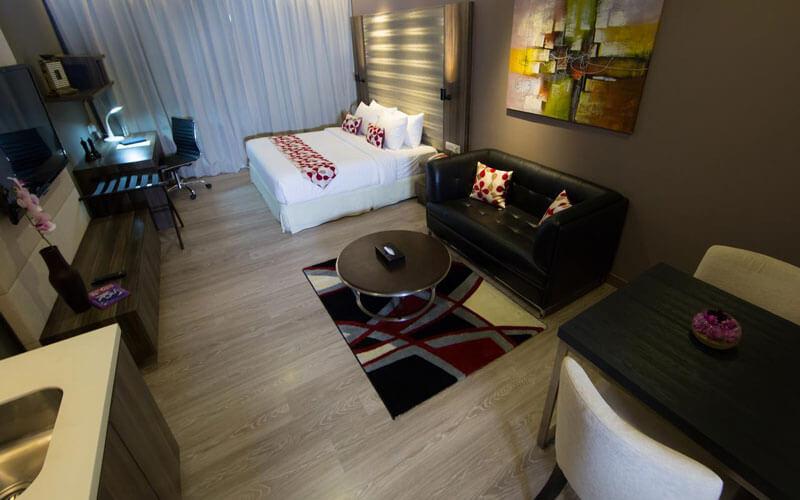 هتل رامادا سوئیت کوالالامپور