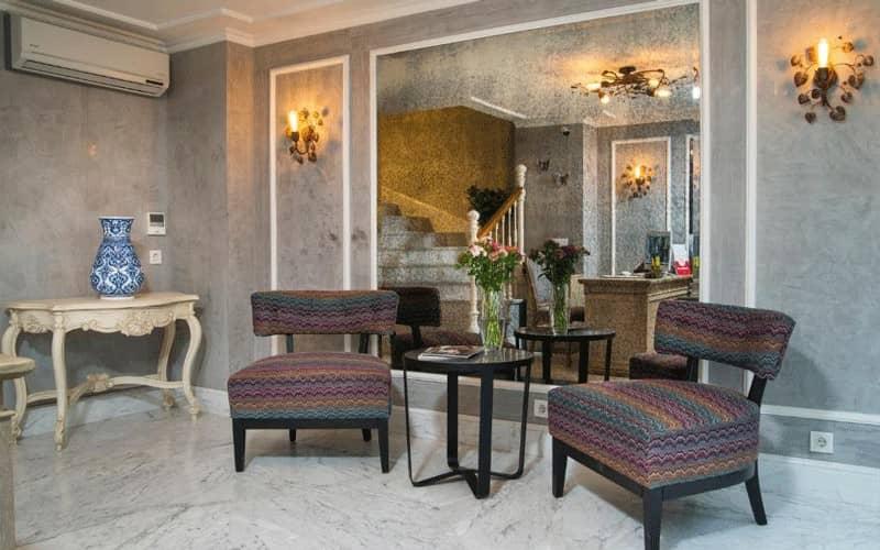 هتل Amofta Hotel Taksim Istanbul