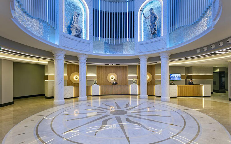 هتل Limak Atlantis Deluxe Antalya
