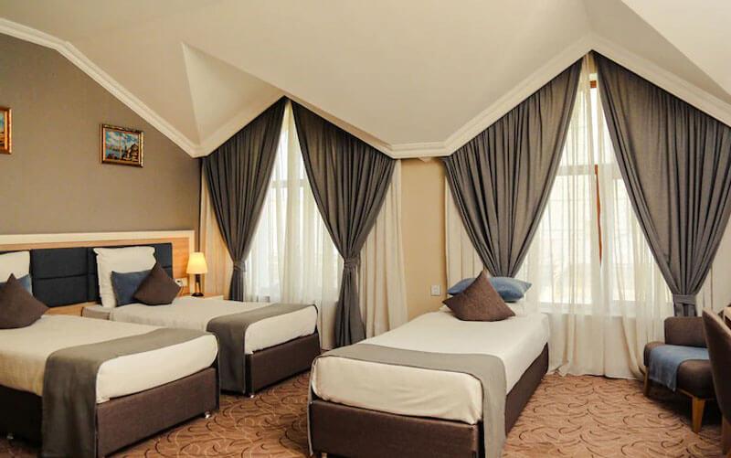 هتل Golden City Hotel Baku