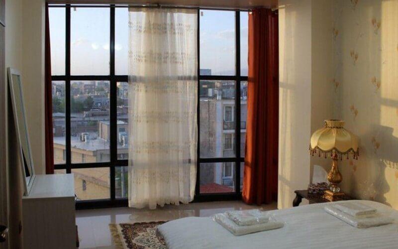 هتل آپارتمان ملکوتی کرمان