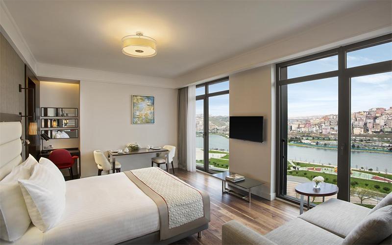 هتل مونپیک گلدن هورن استانبول