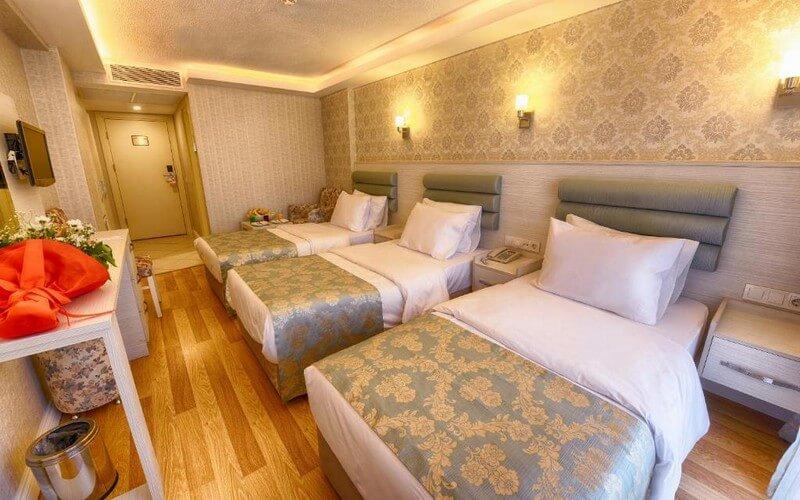 هتل Florenta Hotel Istanbul