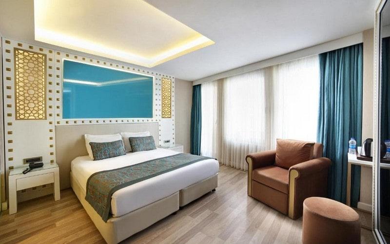 هتل Great Fortune Hotel & Spa Istanbul