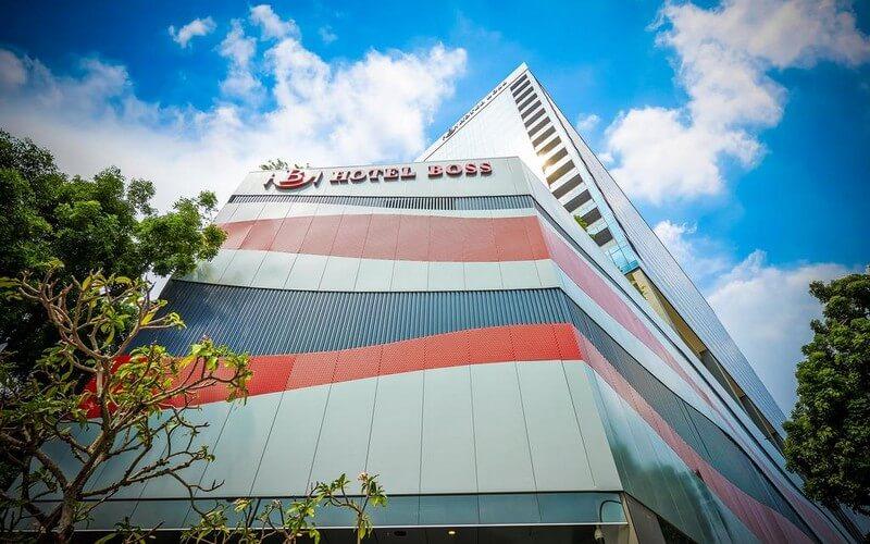 هتل Hotel Boss Singapore