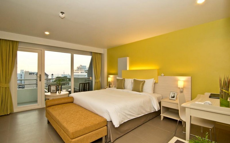 هتل Sunshine Vista Hotel Pattaya