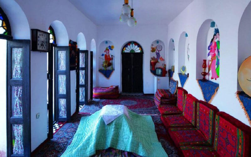 اقامتگاه بوم گردی ترنجستان شیراز