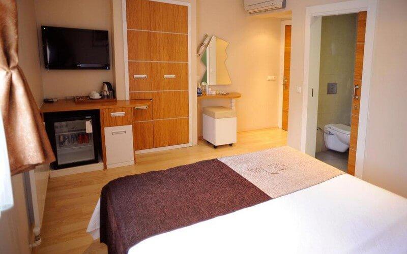 هتل Hotel Davos Istanbul