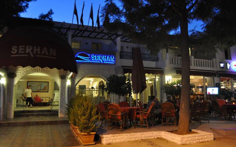 هتل Serhan Hotel Bodrum