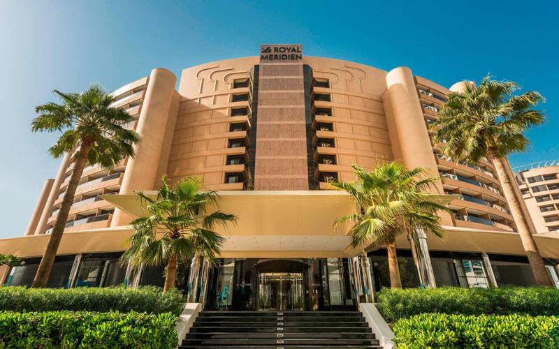 هتل لی رویال مریدین بیچ ریزورت اند اسپا دبی