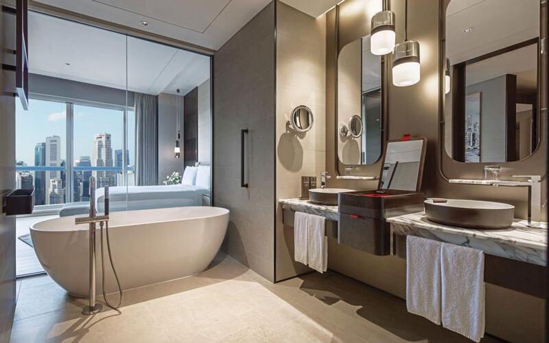 هتل سوئیس اوتل استمفورد سنگاپور