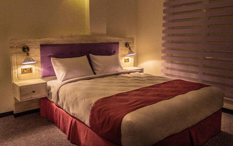 هتل یاس بندرانزلی