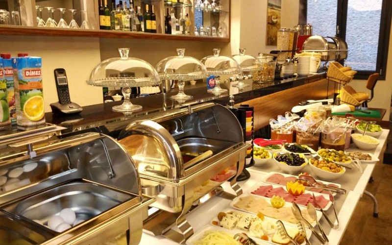 هتل The White Orient Hotel Istanbul