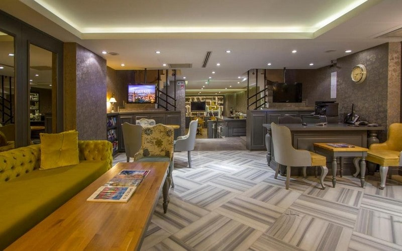هتل Aston Hotel Taksim Istanbul
