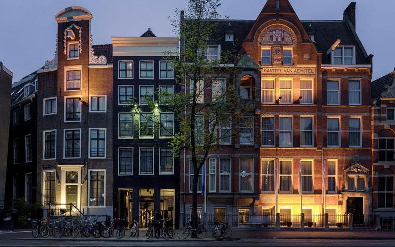 هتل اینک ام گالری آمستردام