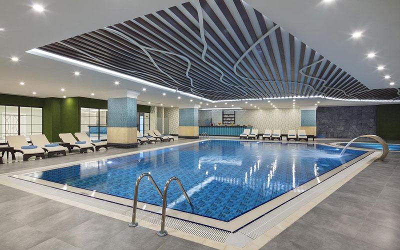 هتل Granada Luxury Beach-Ultra All Inclusive Alanya