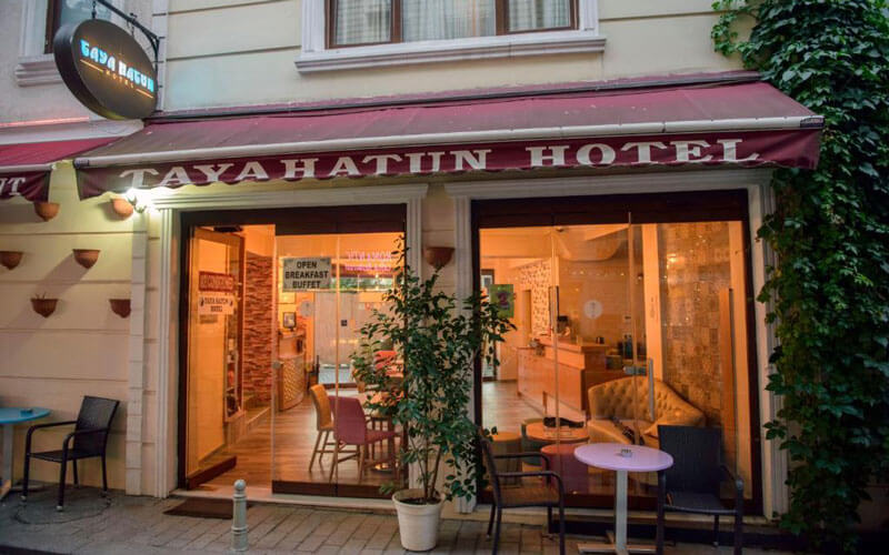 هتل Taya Hatun Hotel Istanbul